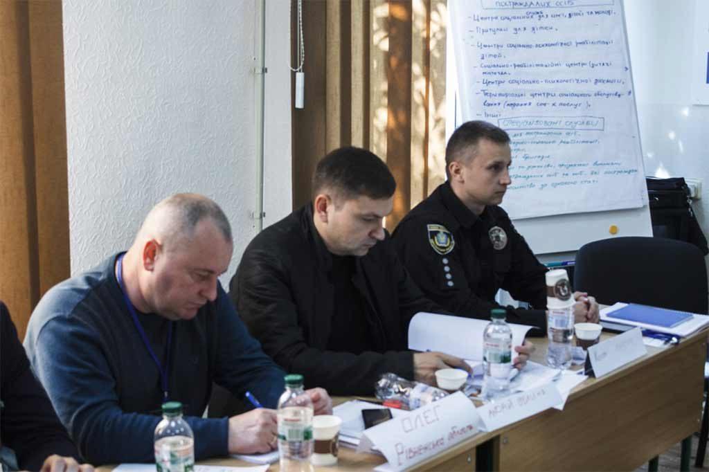 Новації боротьби з домашнім насиллям: як поліцейські готуються до нових реалій