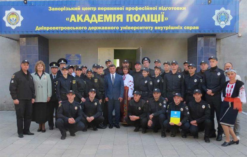 25 поліцейських склали присягу на вірність українському народу.