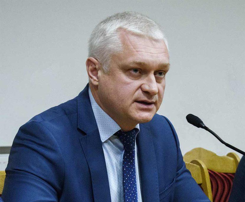 Зустріч ректора Андрія Фоменка зі студентами