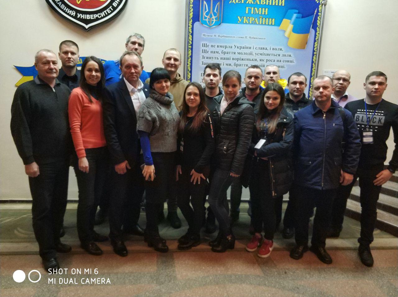 Поліцейські Чернівців та Луцька вивчали новації щодо протидії домашньому насильству