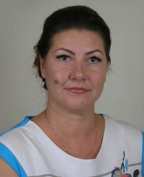 Фісуненко Надія Олександрівна - викладач