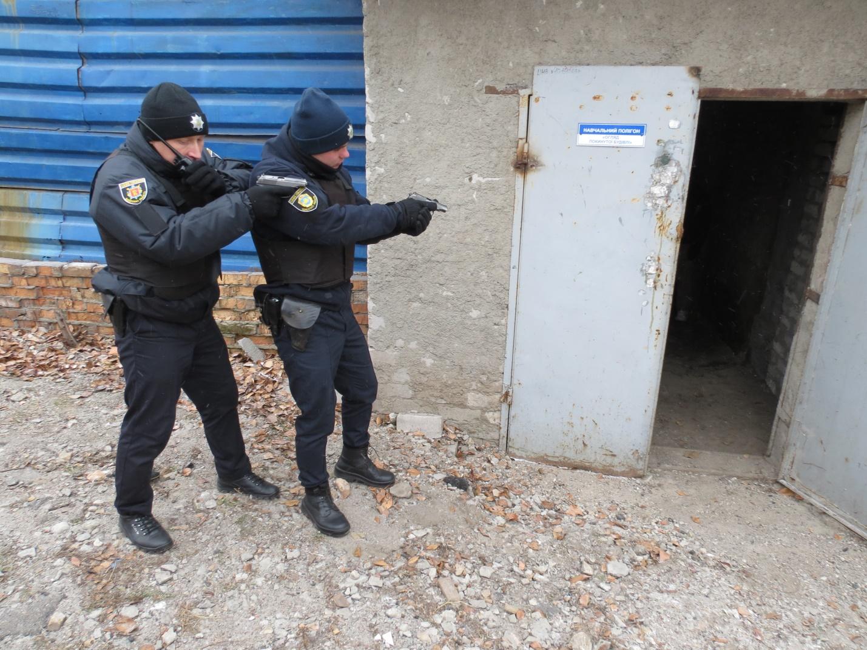 Слухачі «Академії поліції» відпрацьовують практичні навички у форматі квесту