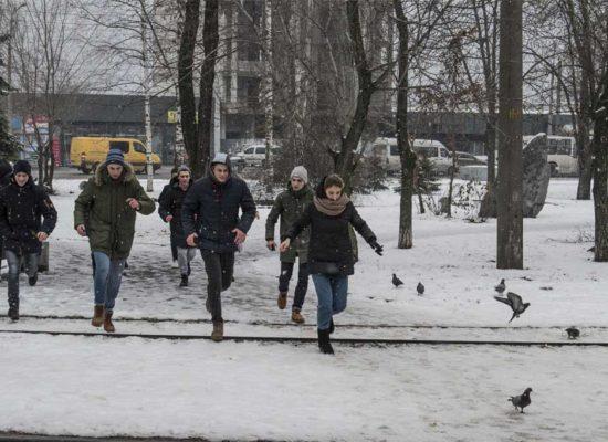 Курсанти ДДУВС виборювали перемогу в спортивно-оздоровчому квесті