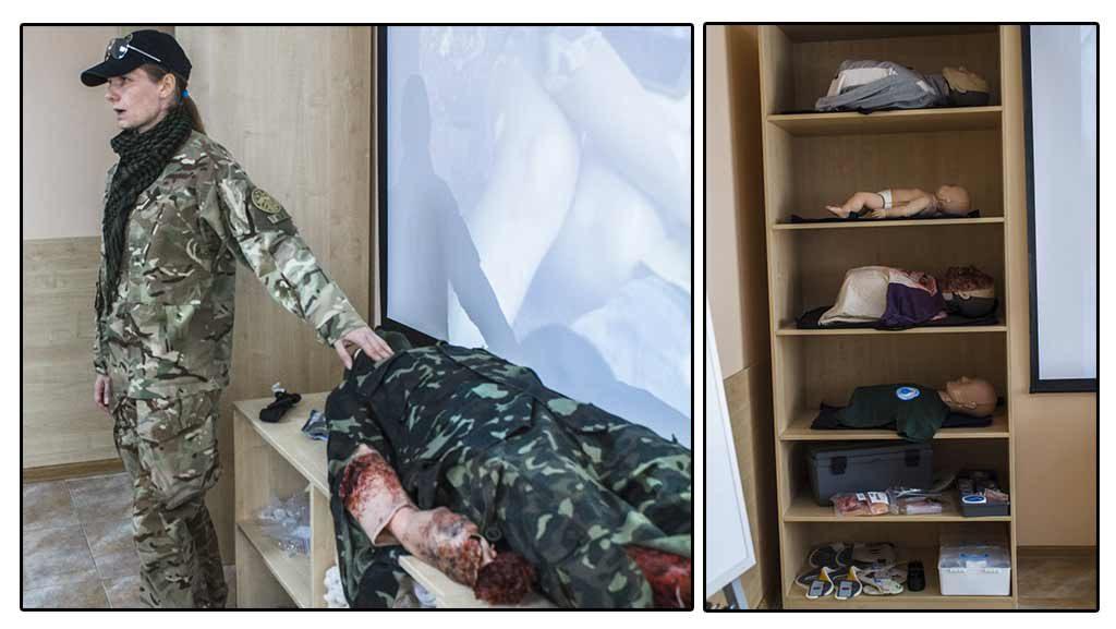 Кімната тактичної медицини