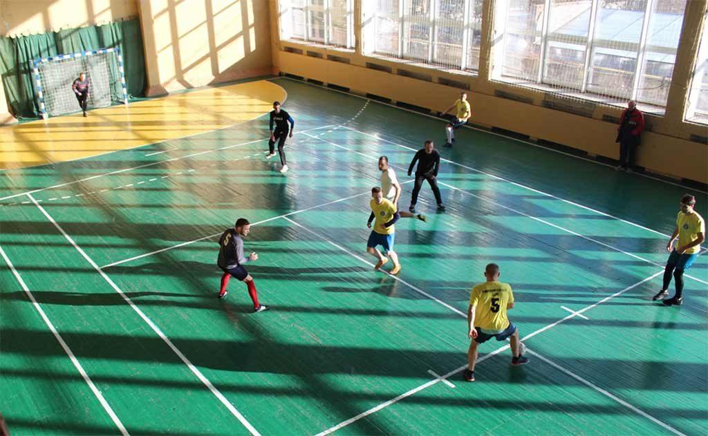 Спорт об`єднав молодь Криворіжжя