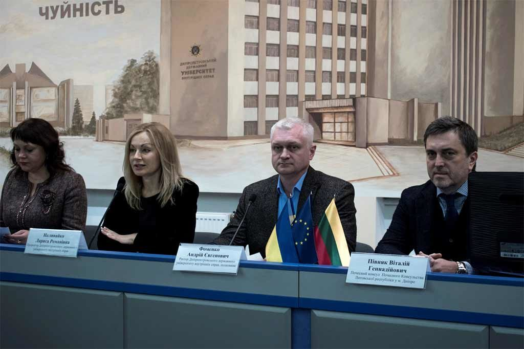 У Дніпропетровському державному університеті внутрішніх справ відзначили переможців конкурсу науково-популярних есе