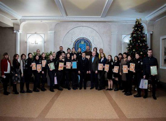 У ДДУВС відбулось офіційне нагородження переможців конкурсу