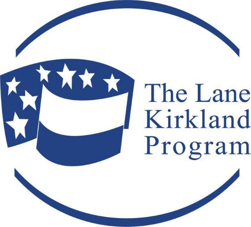 Розпочався прийом заявок на стипендійну програму імені Лейна Кіркланда на 2019-2020 навчальний рік