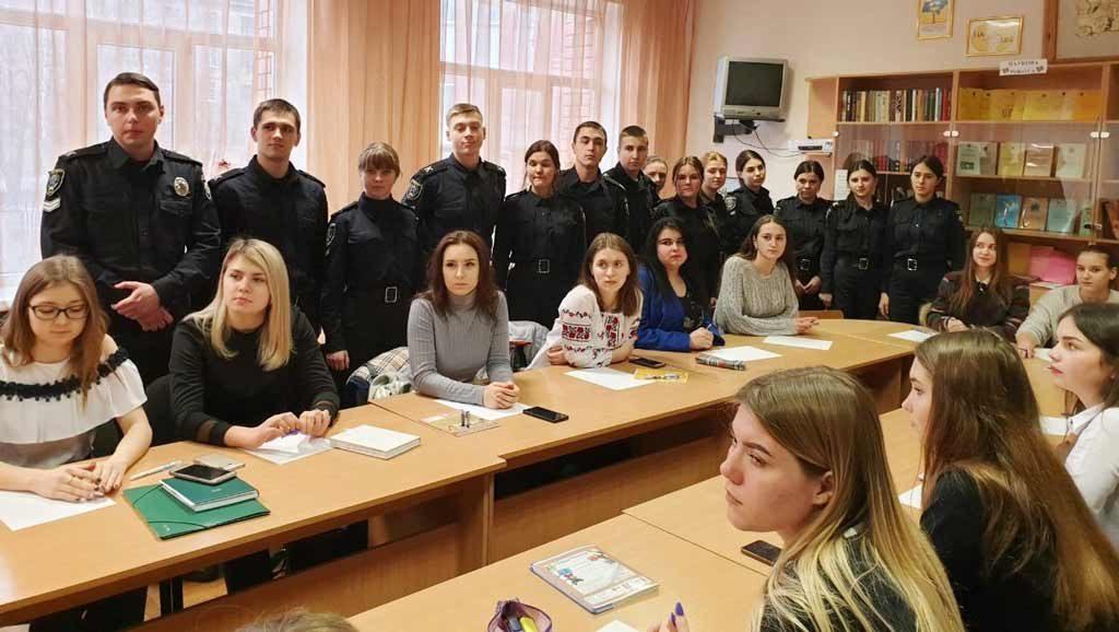 В університеті визначили найкращих мовознавців серед курсантів та студентів