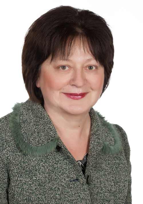 Маркіна Лідія Леонідівна