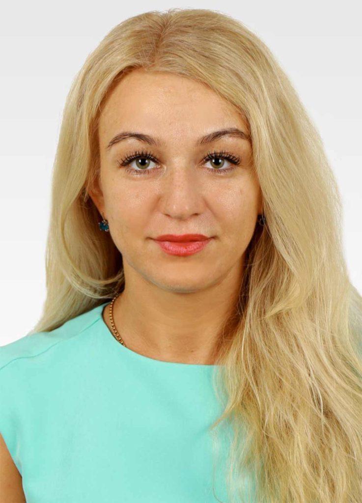 Пашкова Ганна Геннадіївна