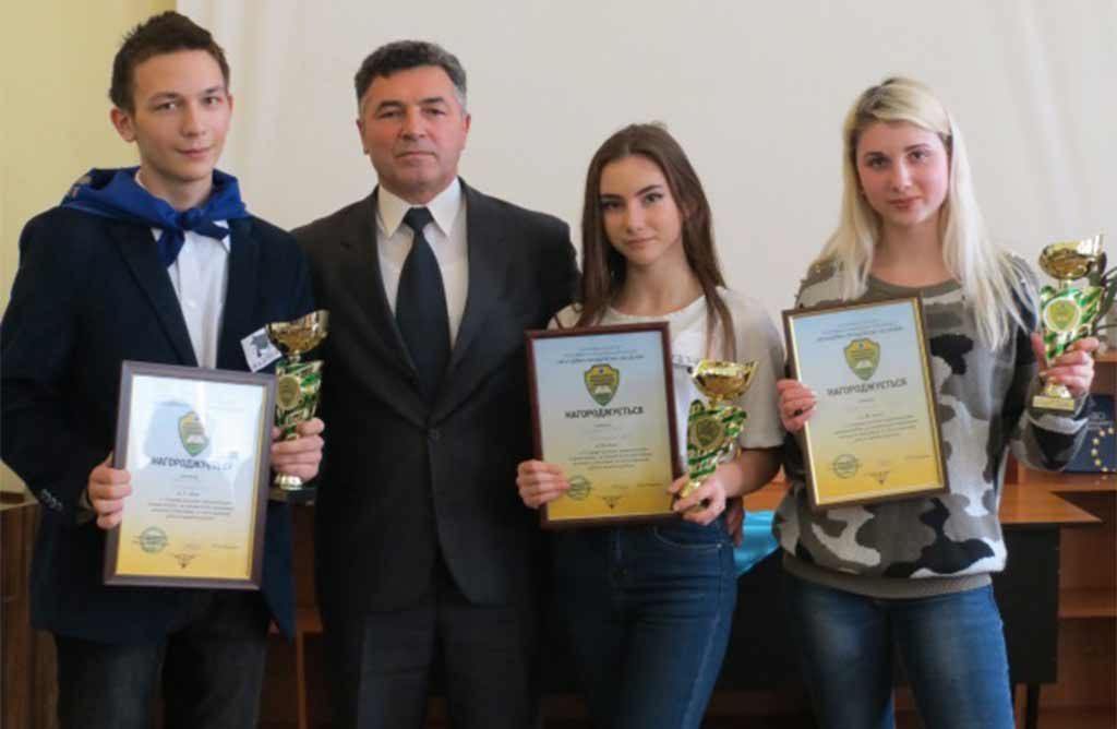 Серед запорізьких школярів визначили найкращих правознавців