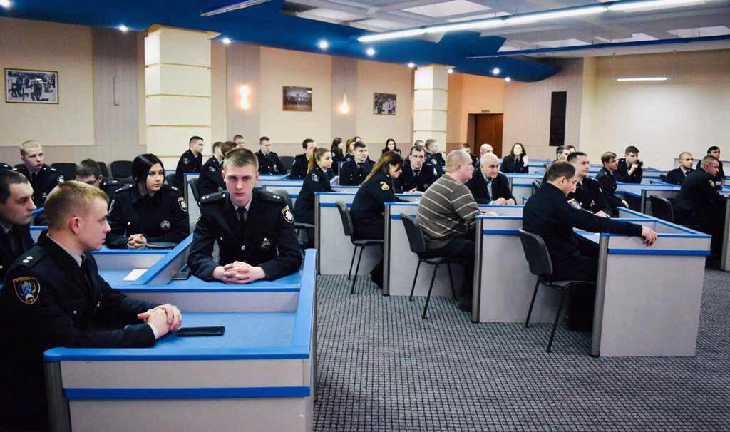 Магістри ДДУВС підбивають підсумки навчання: яким був розподіл курсантів