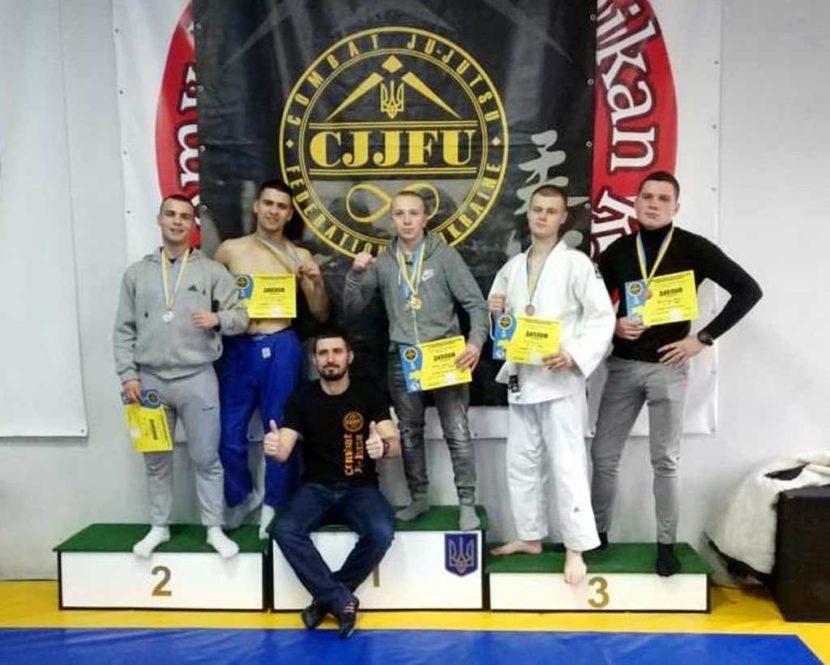 У Дніпрі завершився Чемпіонат області з Комбат Дзю-дзюцу