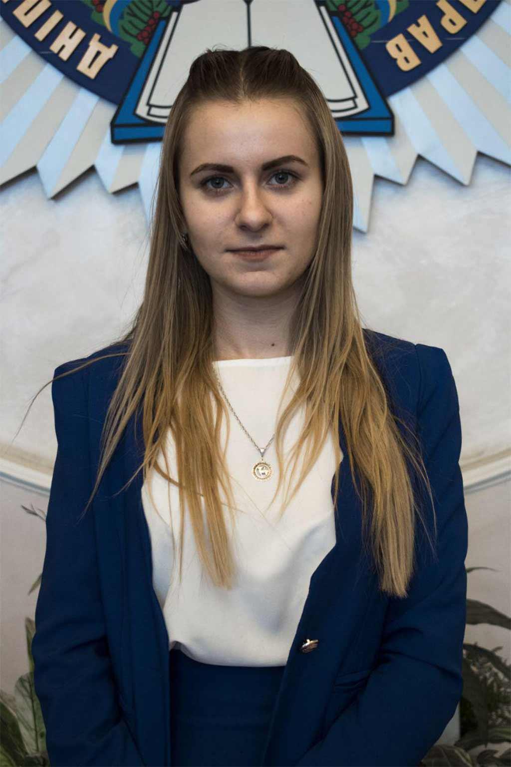 Худан Анастасія Володимирівна