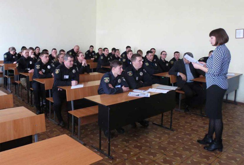 Слухачі «Академії поліції» проти булінгу!
