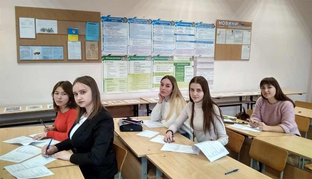 У ДДУВС Всеукраїнська олімпіада