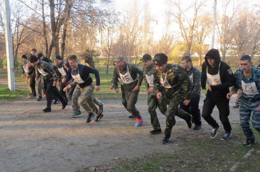Сезон легкої атлетики в «Академії поліції» офіційно відкрито!