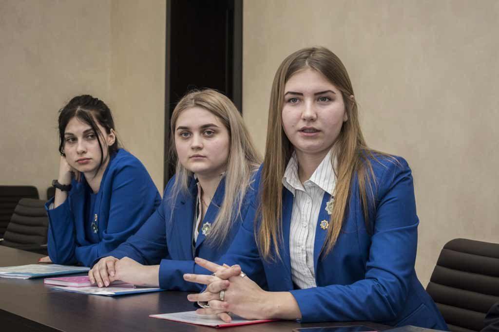 Концепція співпраці керівництва ДДУВС та ініціативної молоді визначена!