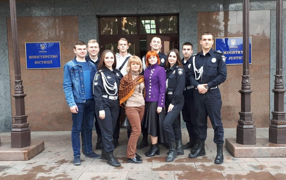 Курсанти ДДУВС взяли участь у міжнародному форумі