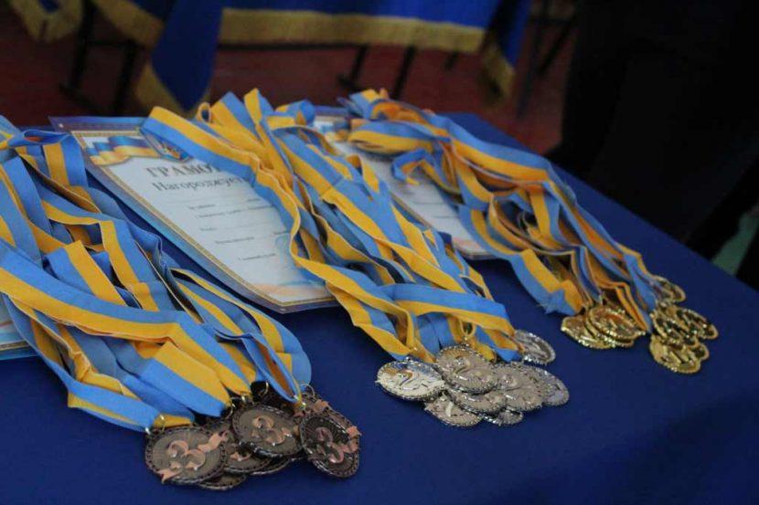 Курсанти Криворізького факультету продемонстрували вправність у турнірі з панкратіону
