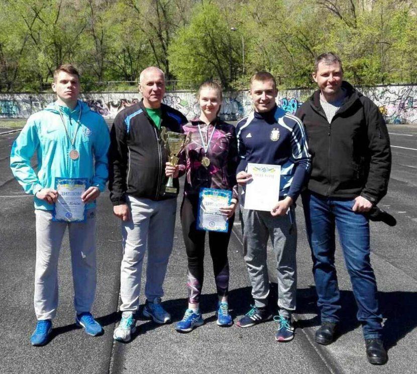 Змагання з поліатлону: на рахунку спортсменів ДДУВС дві медалі!