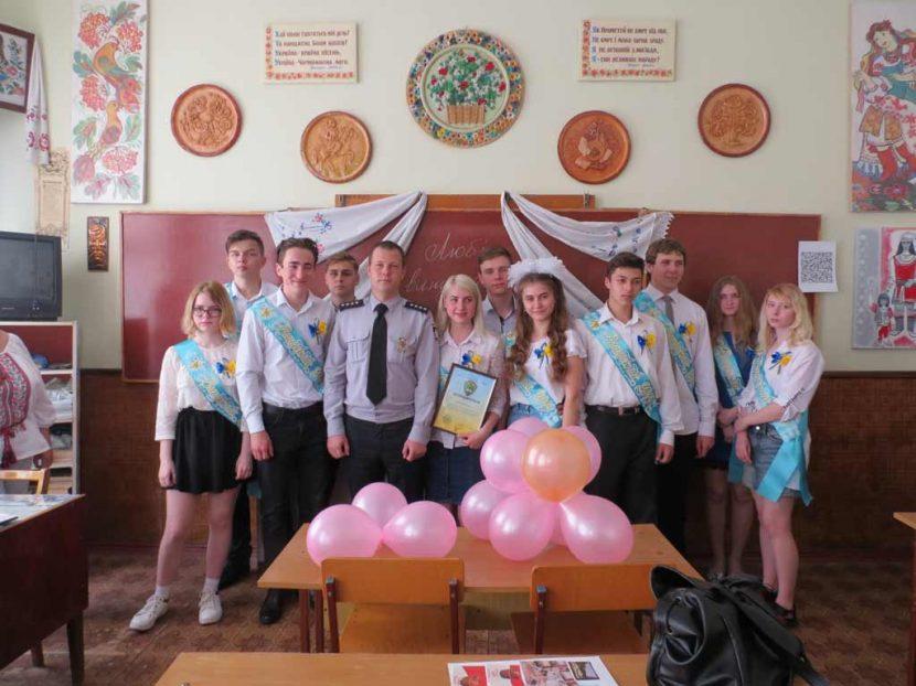 Юних активістів Запоріжжя нагородили за розвиток Молодіжної поліцейської академії