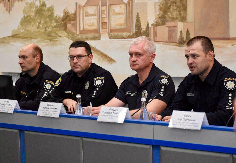 Олександр Фацевич: «ДДУВС – заклад, який розпочав навчання поліцейських офіцерів громади»
