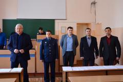 Атестація слухачів випускних у ДДУВС
