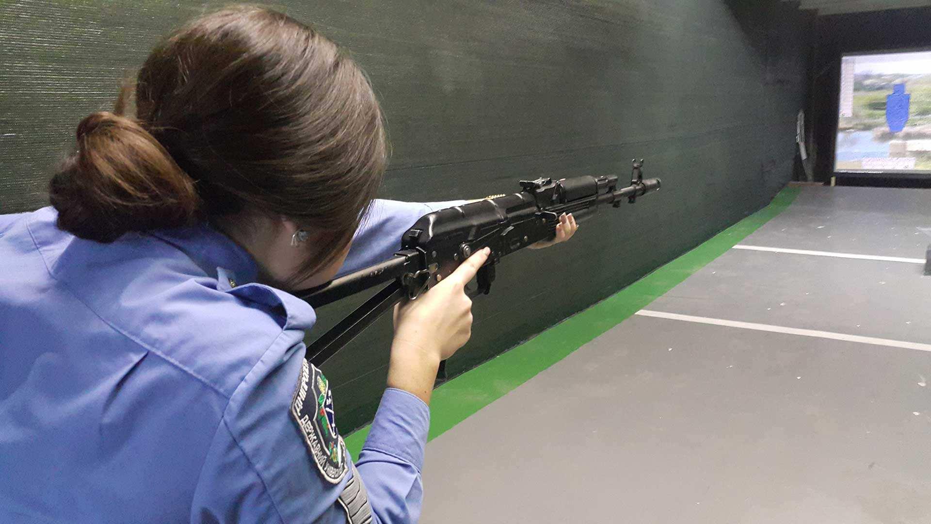 В університеті створено спортивну секцію з практичної та прикладної стрільби