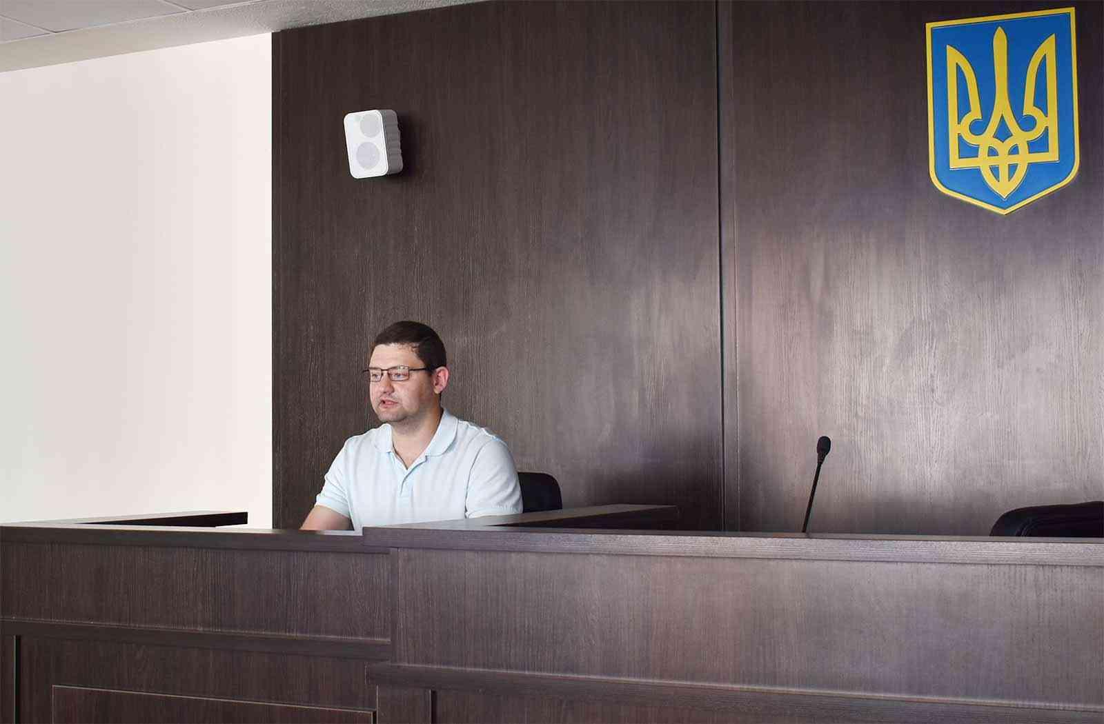 В університеті пройшло модельне судове засідання за участю судді Ленінського районного суду