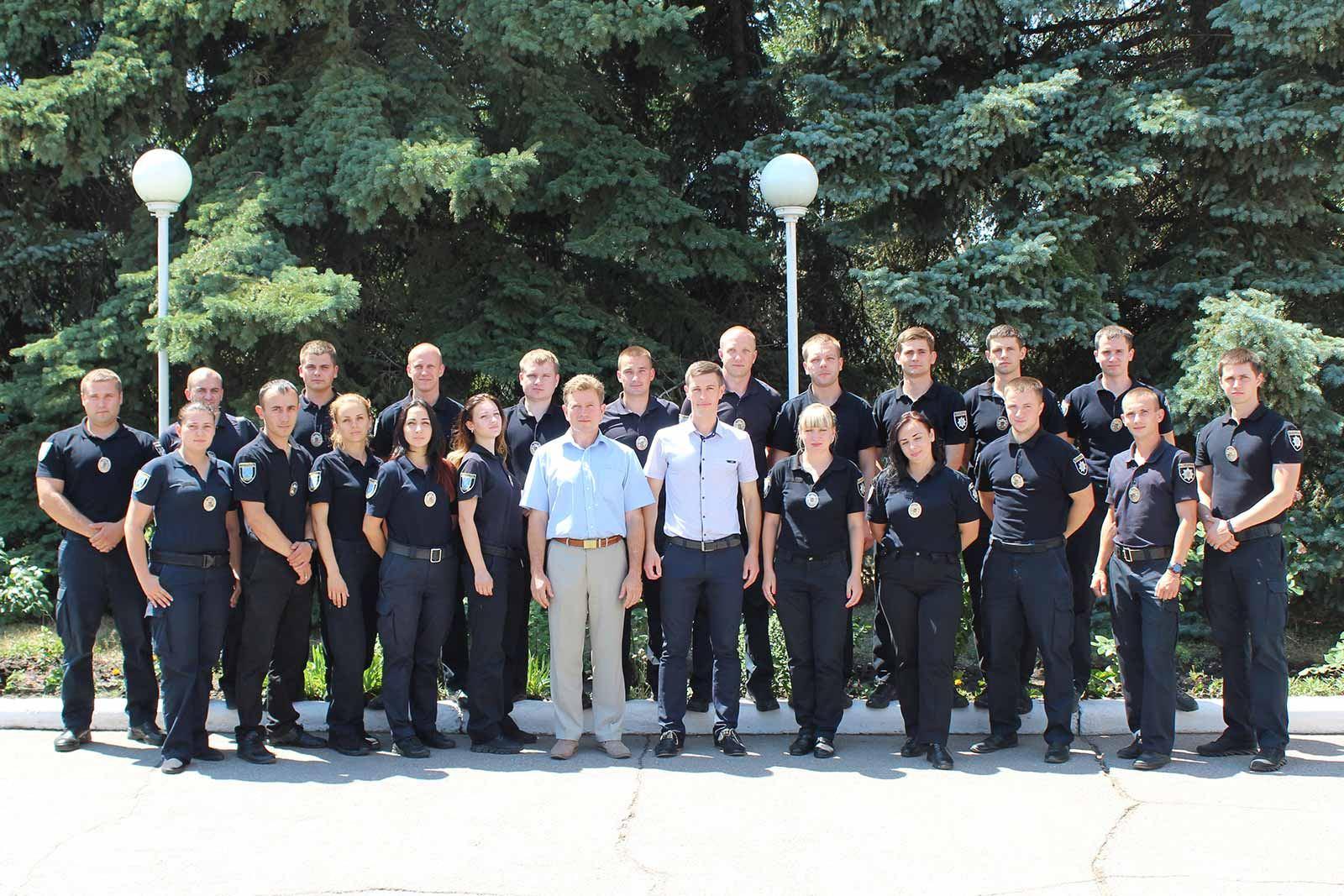 У Дніпропетровському державному університеті внутрішніх справ відбувся черговий випуск слухачів