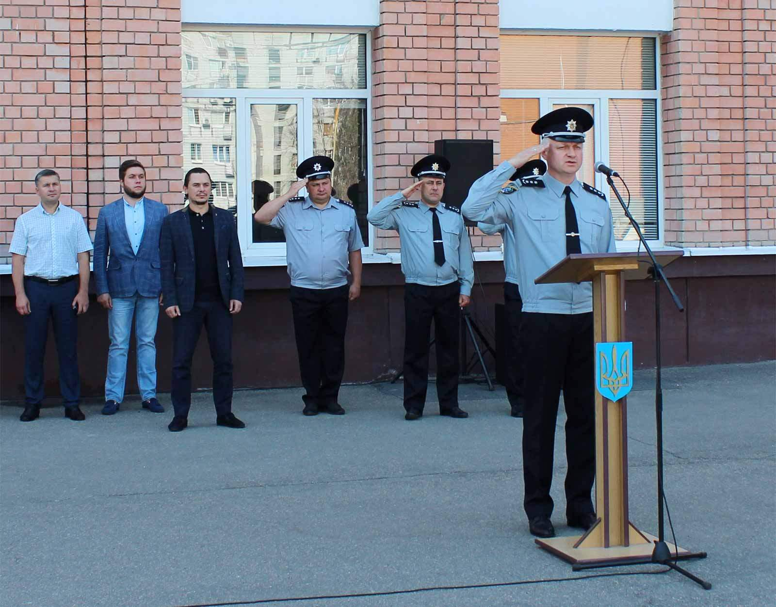 Т.в.о. ректора ДДУВС Андрій Фоменко