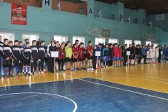 Чемпіонат з міні-футболу на кубок ректора ДДУВС