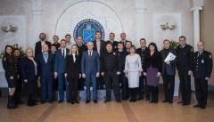 У Дніпропетровському державному університеті внутрішніх справ відбулася науково-практична конференція