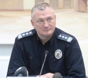 Голова Національної поліції України Сергій Князєв