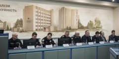 На Дніпропетровщині Голова Нацполіції презентував проект «Поліцейський офіцер громади».