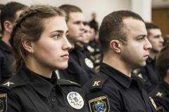 Сьогодні в Дніпропетровському державному університеті внутрішніх справ відбулася презентація проекту «Поліцейський офіцер громади».