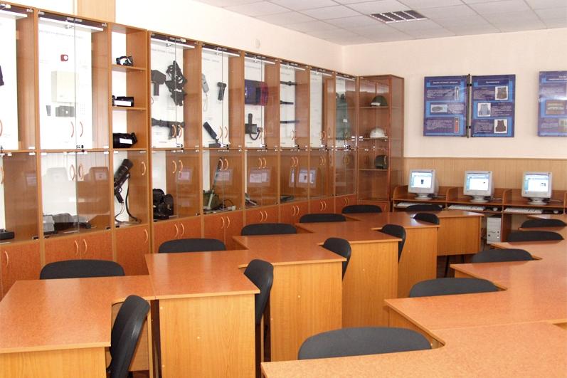 Навчальна аудиторія інформатики та інформаційних технологій у діяльності ОВС