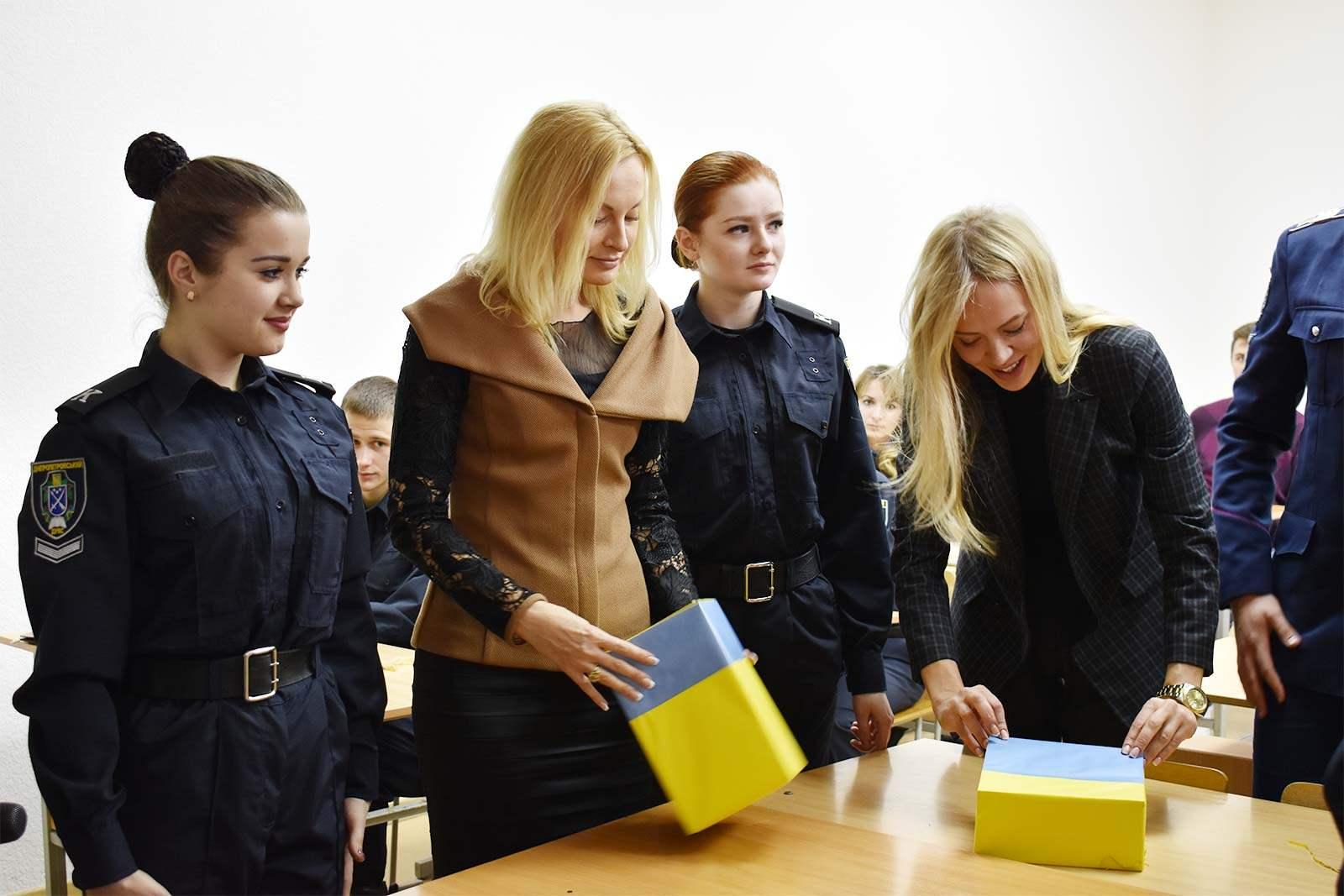Організували та провели захід Лариси Наливайко, Ірини Грицай, деканат юридичного факультету та Вікторія Савіщенко