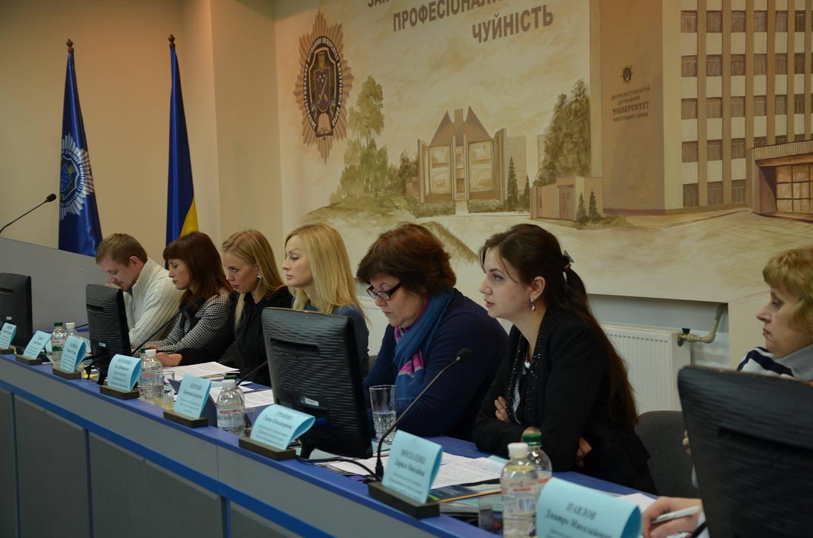Університет долучився до всеукраїнської акції «16 днів проти насильства»