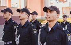 Присяга працівника поліції.