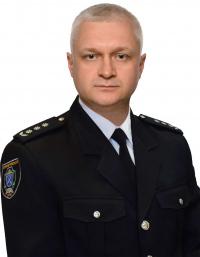 Фоменко Андрій Євгенович - ректор ДДУВС
