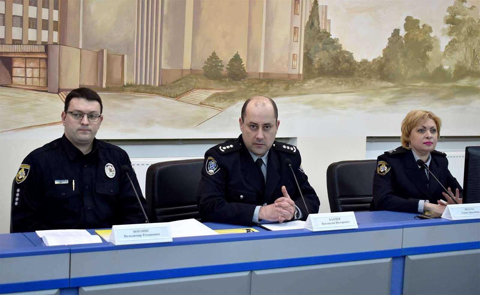 За крок до служби в лавах Національної поліції України: у ДДУВС відбувся розподіл магістрів