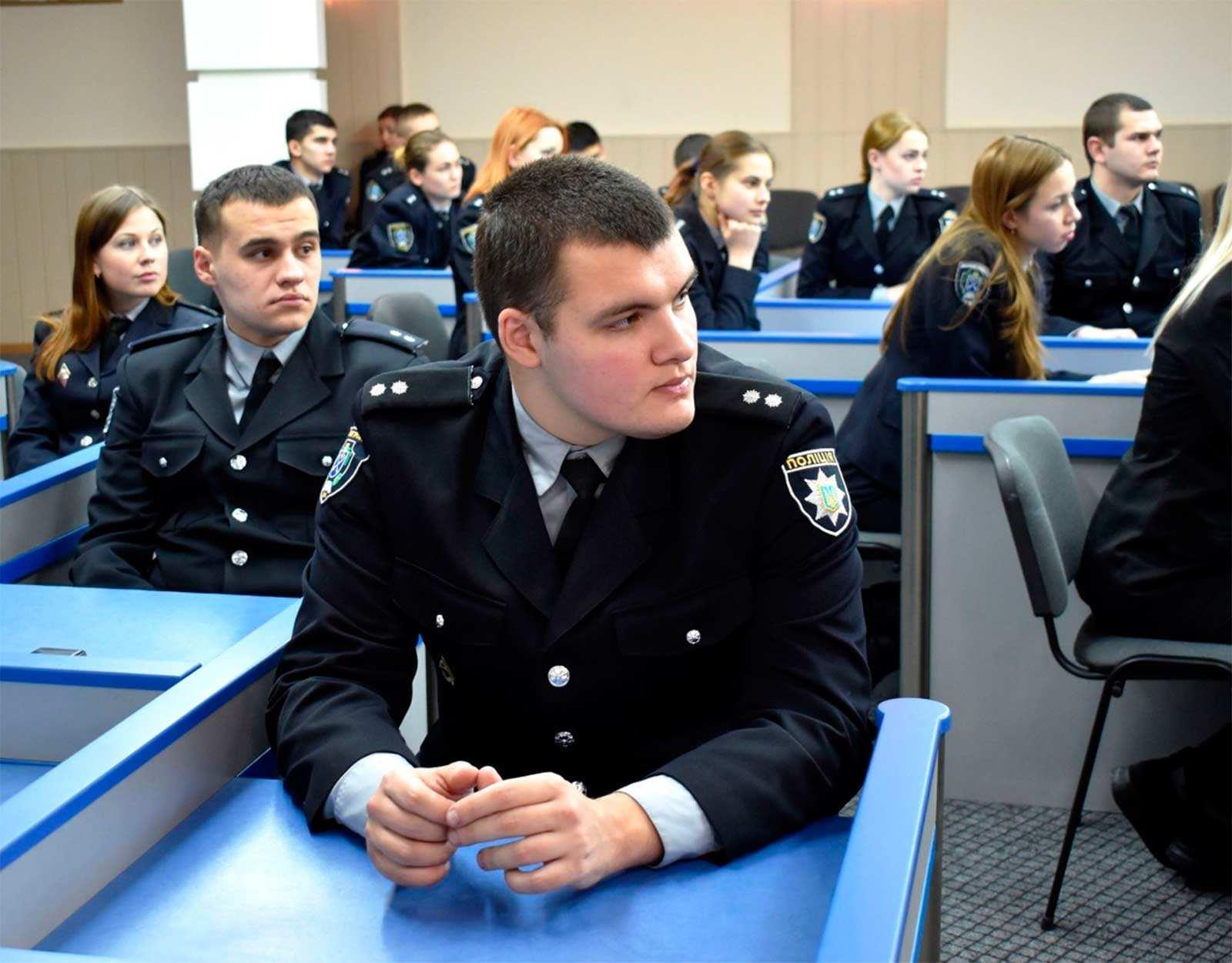 Розподіл випускників навчального закладу до територіальних органів Національної поліції України