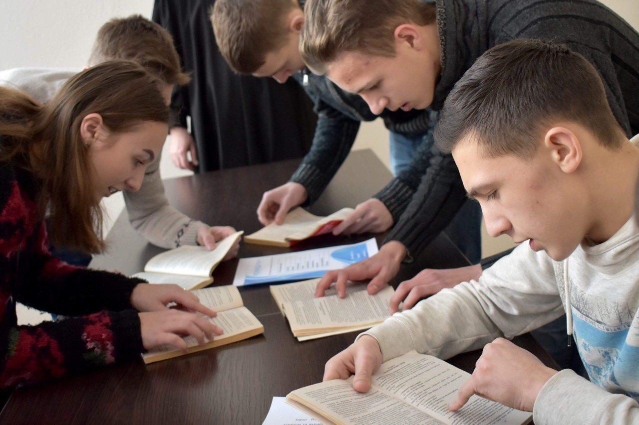 Профорієнтаційний розважальний квест відбувся у Дніпропетровському державному університеті внутрішніх справ