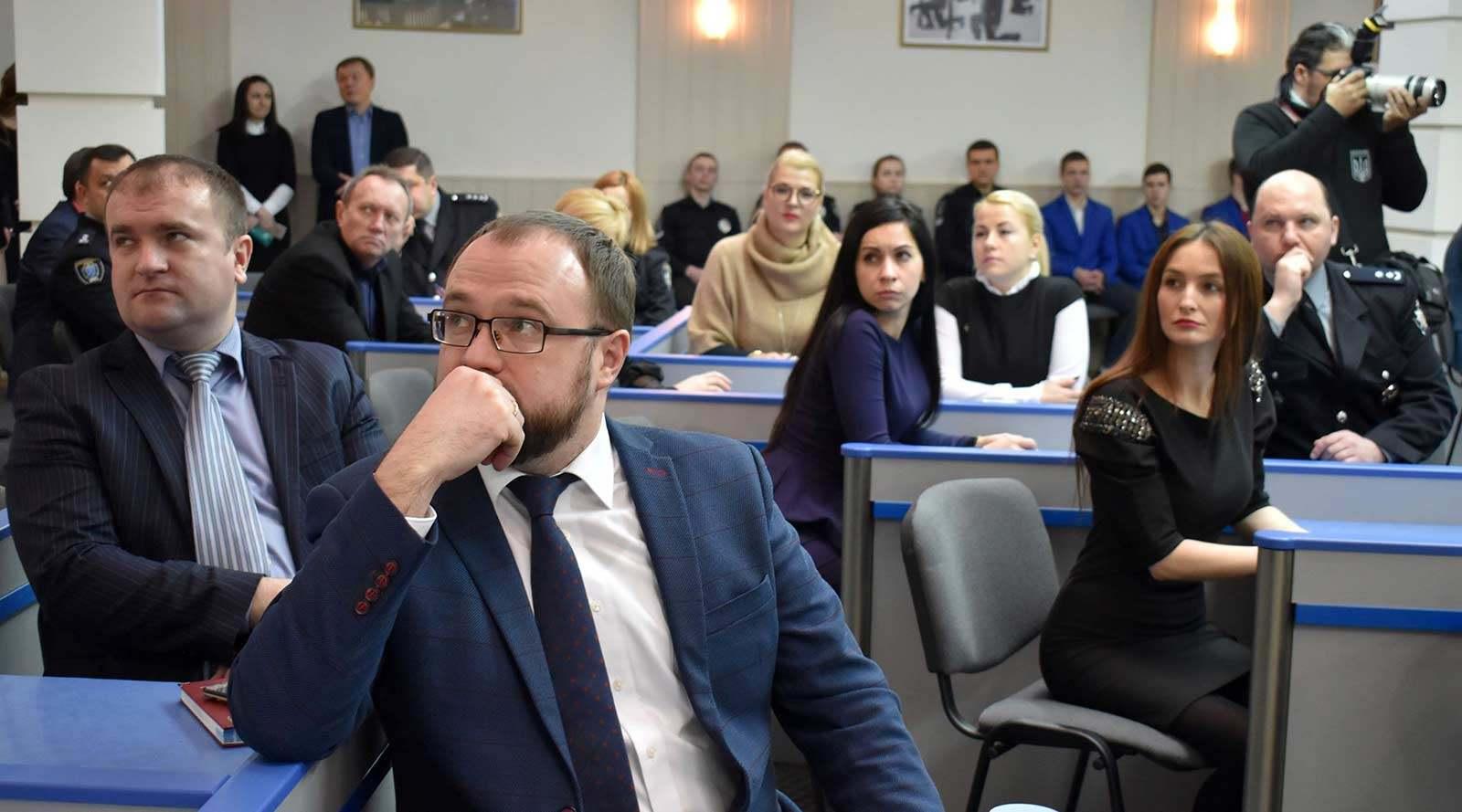 У ДДУВС відкрили Центр литовського права