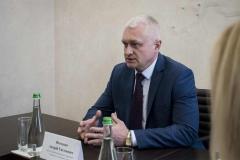 Ректор ДДУВС Андрій Фоменко