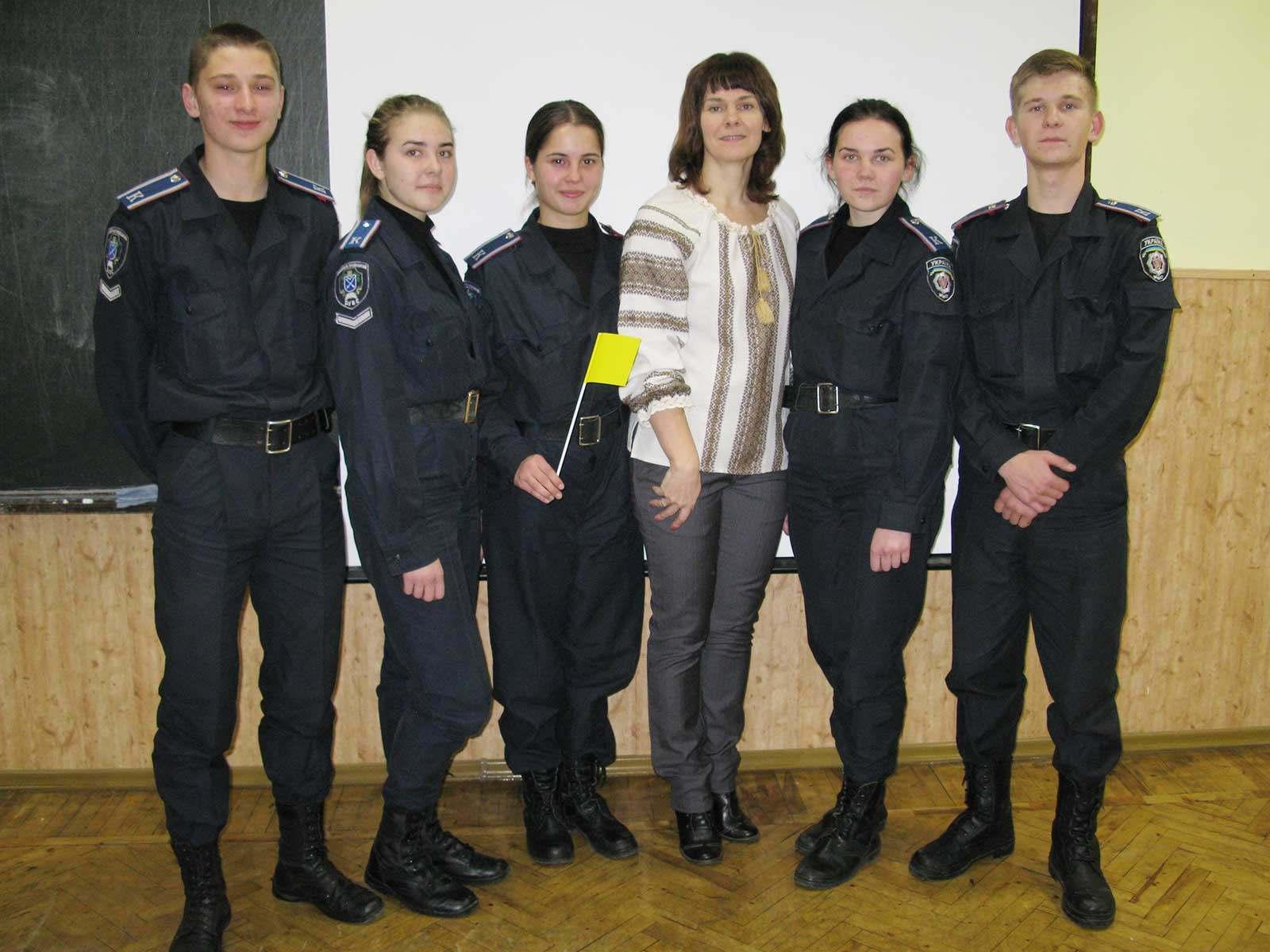 ДР-642: Тетяна Настич, Анастасія Пархоменко, Владислава Плескачова, Богдан Полупан