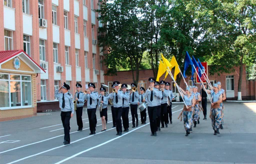 Духовий оркестр університету